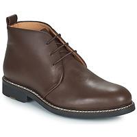 Shoes Men Derby shoes Pellet MIRAGE Brown
