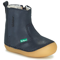 Shoes Girl Mid boots Kickers SOCOOL CHO Marine