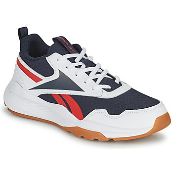 Shoes Boy Low top trainers Reebok Sport XT SPRINTER White / Marine / Red