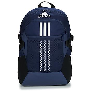 Bags Rucksacks adidas Performance TIRO BP Blue / Marine / Equipage