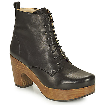 Shoes Women Ankle boots Neosens ST LAURENT Black