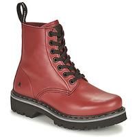 Shoes Women Mid boots Art MARINA Bordeaux
