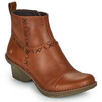 Shoes Women Ankle boots Art OTEIZA Brown