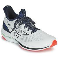 Shoes Men Running shoes Mizuno WAVE RIDER NEO White / Blue