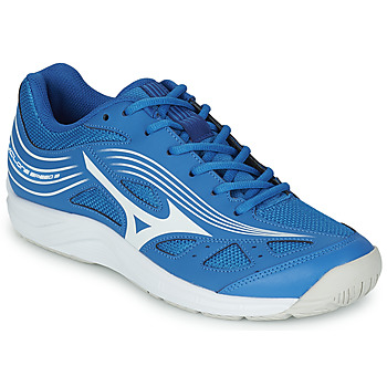 Shoes Men Indoor sports trainers Mizuno CYCLONE SPEED Blue / White