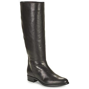 Shoes Women Boots Unisa BLEND Black