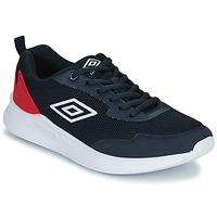 Shoes Children Low top trainers Umbro LAGO LACE Blue / Red