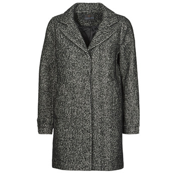 material Women coats Chattawak WORKA Grey / Black