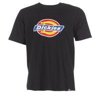 material Men short-sleeved t-shirts Dickies HORSESHOE Black