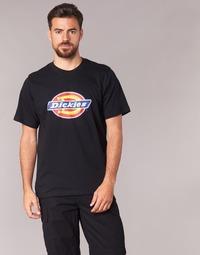 material Men short-sleeved t-shirts Dickies HORSESHOE Black