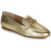Shoes Women Loafers Lauren Ralph Lauren AVERI Gold