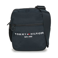 Bags Men Pouches / Clutches Tommy Hilfiger TH ESTABLISHED MINI REPORTER Marine