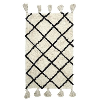 Home Carpets The home deco factory MIRAGE Black