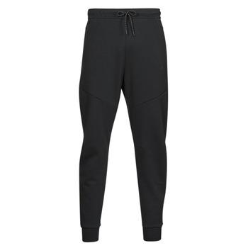 material Men Tracksuit bottoms Nike NIKE SPORTSWEAR TECH FLEECE Black
