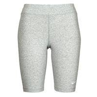material Women leggings Nike NIKE SPORTSWEAR ESSENTIAL Grey / White