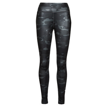 material Women leggings Nike W NK ONE DF CAMO MR TGT Grey / White