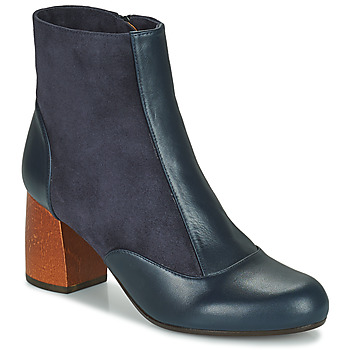 Shoes Women Ankle boots Chie Mihara MICHELE Marine