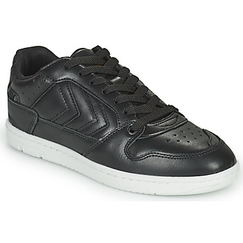 Shoes Low top trainers Hummel POWER PLAY Black