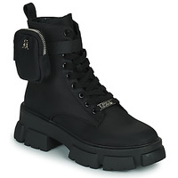 Shoes Women Mid boots Steve Madden TANKER-P Black