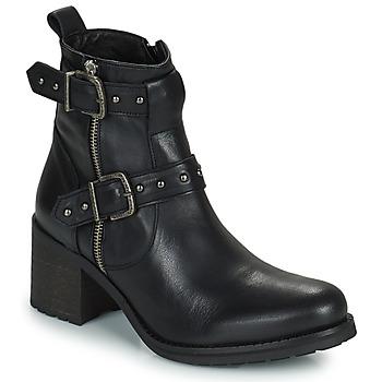 Shoes Women Boots Regard UGLAS Black