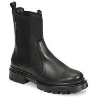 Shoes Women Mid boots Bullboxer 610507E6L_BLCK Black
