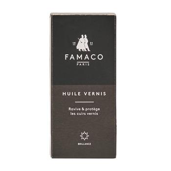 Accessorie Care Products Famaco FLACON HUILE VERNIS 100 ML FAMACO NOIR Black