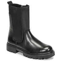 Shoes Girl Mid boots Bullboxer AJS504BLCK Black