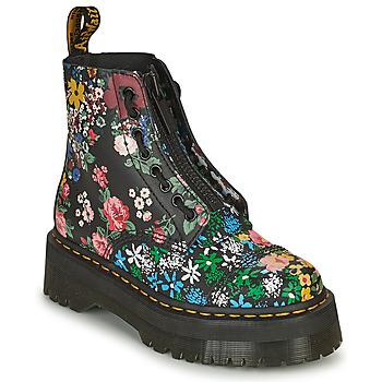 Shoes Women Mid boots Dr Martens SINCLAIR Black / Multicolour