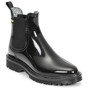 Shoes Women Wellington boots Lemon Jelly MAREN Black