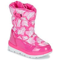 Shoes Girl Snow boots Agatha Ruiz de la Prada APRESKI Silver