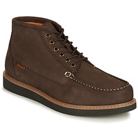 Shoes Men Mid boots Timberland NEWMARKET II BOAT CHUKKA Brown