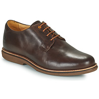 Shoes Men Derby shoes Timberland CITY GROOVE DERBY Brown