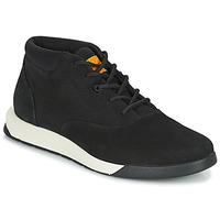 Shoes Men High top trainers Timberland NITE FLEX CHUKKA 2 Black