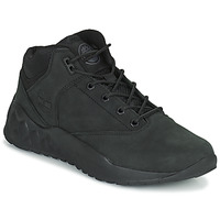 Shoes Men High top trainers Timberland SOLAR WAVE SUPER OX Black