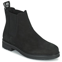 Shoes Women Mid boots Timberland HANNOVER HILL CHELSEA Black