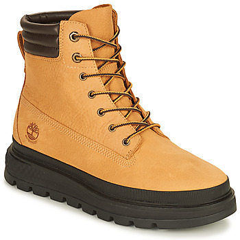 Shoes Women Mid boots Timberland RAY CITY 6 IN BOOT WP Wheat
