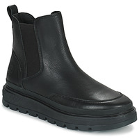 Shoes Women Mid boots Timberland RAY CITY CHELSEA Black