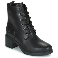 Shoes Women Ankle boots Timberland DALSTON VIBE BOOTIE W ZIP Black