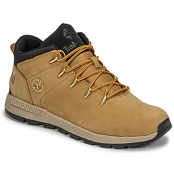 Shoes Children Low top trainers Timberland SPRINT TREKKER MID Wheat