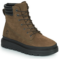 Shoes Women Mid boots Timberland RAY CITY 6 IN BOOT WP Kaki