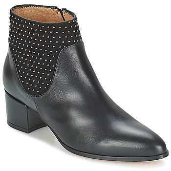 Shoes Women Ankle boots Fericelli TAMPUT Black