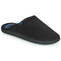 Shoes Men Slippers DIM D WILLY C Black / Marine