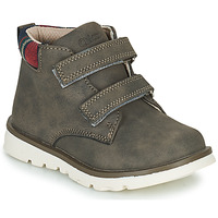 Shoes Boy High top trainers Chicco FLOK Brown