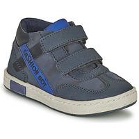 Shoes Boy High top trainers Chicco CORFU Marine