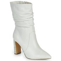 Shoes Women Boots Tamaris BRESSA Beige