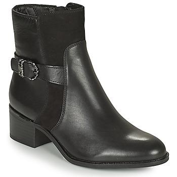 Shoes Women Ankle boots Tamaris FADER Black
