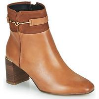 Shoes Women Ankle boots Tamaris LOUIN Brown