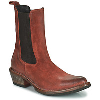 Shoes Women Ankle boots Moma DALLAS D Brown