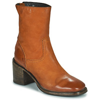Shoes Women Ankle boots Moma NANINI Brown