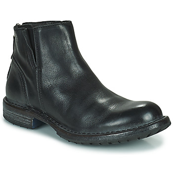 Shoes Women Mid boots Moma MALE D Black